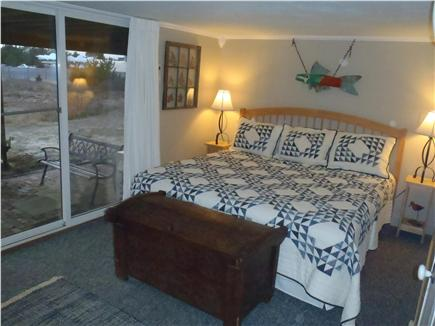 Chatham Cape Cod vacation rental - Master bedroom (king bed, sleeps 2)