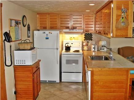 Chatham Cape Cod vacation rental - Fully-Equipt. Kitchen - All New Appliances&Cntrtop./Flr. for 2013
