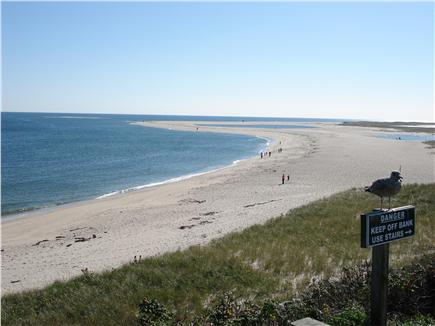 Chatham Cape Cod vacation rental - Another Awesome Day at ''Lighthouse Beach'' . . .