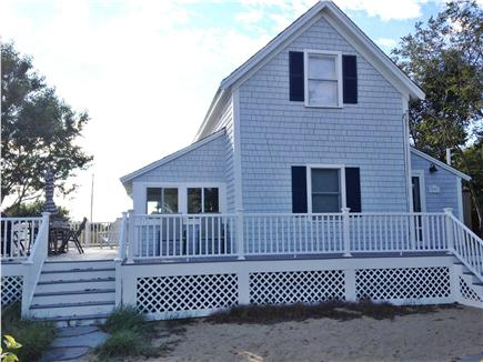 Eastham Cape Cod vacation rental - Wrap-around deck