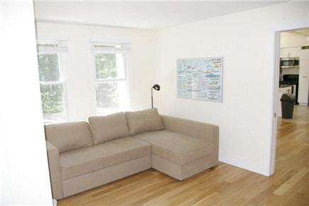 Eastham Cape Cod vacation rental - Large, convertible sofa in the den!
