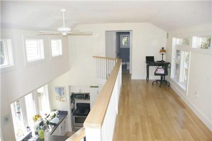 Eastham Cape Cod vacation rental - View from the mezzanine