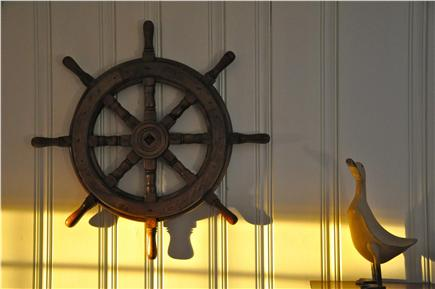 Chatham Cape Cod vacation rental - You gotta have a LITTLE nautical decor!!!