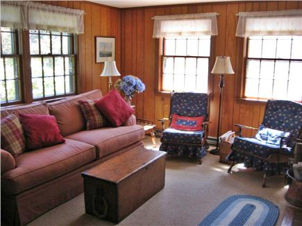 Orleans Cape Cod vacation rental - Living room with ample space for reading, playing games, or TV