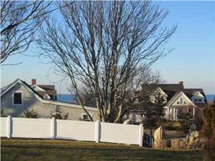 Dennis Village Cape Cod vacation rental - Water View from Yard