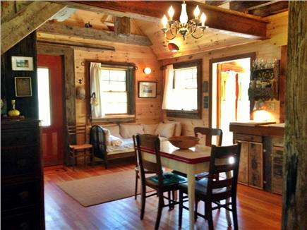 North Eastham Cape Cod vacation rental - Dining area