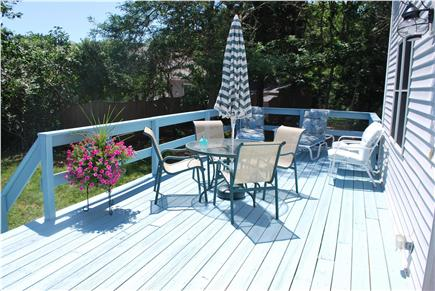 East Falmouth Cape Cod vacation rental - Large deck, includes BBQ