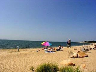 East Falmouth Cape Cod vacation rental - Menauhant Beach