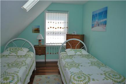 East Falmouth Cape Cod vacation rental - Colorful bedroom #3...very serene!