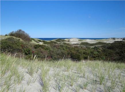 Barnstable Cape Cod vacation rental - Hiking at Sandy Neck