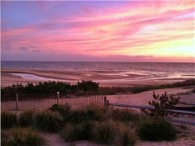 Wellfleet Cape Cod vacation rental - Beautiful sunsets