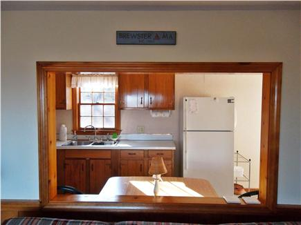 Brewster Cape Cod vacation rental - Even the family chef has a waterview from the kitchen