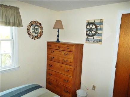 Brewster Cape Cod vacation rental - With closet and plenty of drawer space