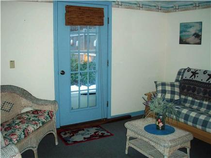 Eastham Cape Cod vacation rental - Pool study/bedroom
