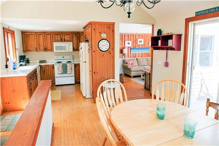 Eastham Cape Cod vacation rental - Spacious Kitchen