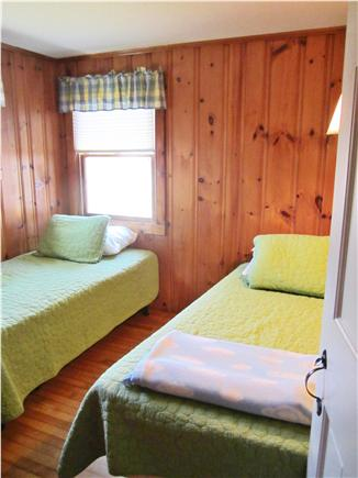 Eastham Cape Cod vacation rental - 2 Twin bedroom (may also fit pack and play)