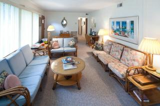 Falmouth Heights Cape Cod vacation rental - Living Room