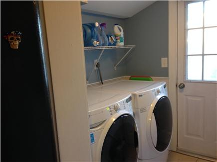 Yarmouth, Bass river Cape Cod vacation rental - Laundry room