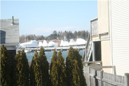 Falmouth Cape Cod vacation rental - Falmouth Inner Harbor (view from house)