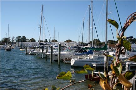 Falmouth Cape Cod vacation rental - Falmouth Inner Harbor