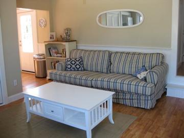 Wellfleet Cape Cod vacation rental - Living room from another angle