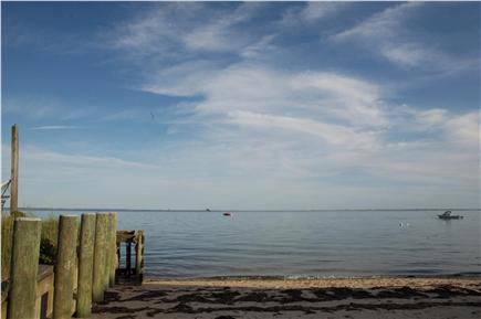 Provincetown, East End Cape Cod vacation rental - Privately accessed beach, directly  across the street