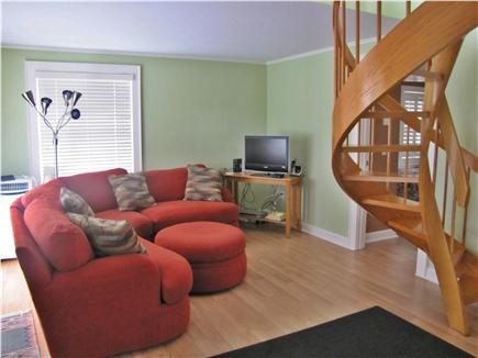 Provincetown, East End Cape Cod vacation rental - First floor family area