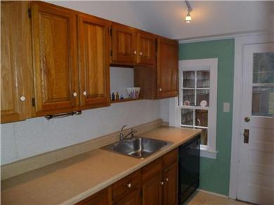 HarwichPort Cape Cod vacation rental - Kitchen