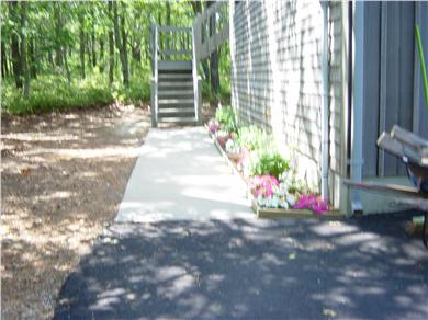 South Dennis Cape Cod vacation rental - Private Entrance