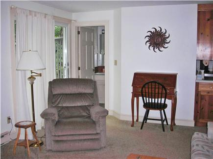 South Dennis Cape Cod vacation rental - Private Entrance to Living Room