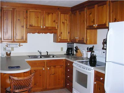 South Dennis Cape Cod vacation rental - Full, well stocked kitchen