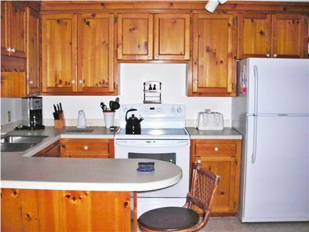 South Dennis Cape Cod vacation rental - Kitchen with breakfast bar