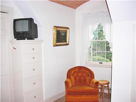 South Dennis Cape Cod vacation rental - Bedroom sitting nook