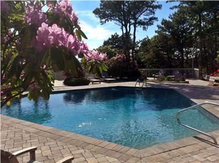 Truro Cape Cod vacation rental - Upper level master suite with king size bed