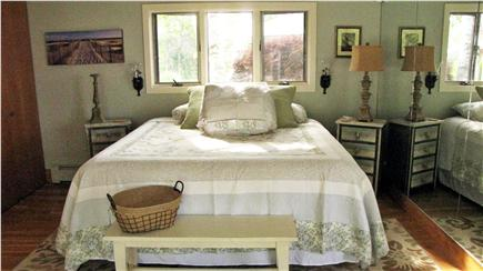 Truro Cape Cod vacation rental - Spectacular views from every floor-to-ceiling slider