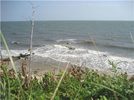 Dennisport Cape Cod vacation rental - View of the beach
