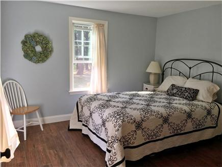 Harwichport Cape Cod vacation rental - First floor bedroom with Queen size bed.