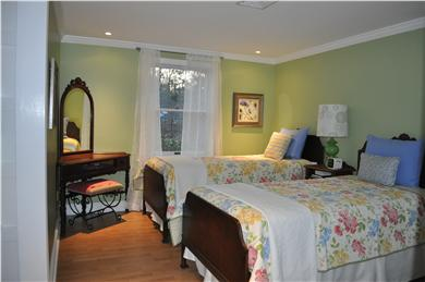 South Yarmouth Cape Cod vacation rental - Third bedroom with (2) Twin Size Beds