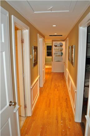 South Yarmouth Cape Cod vacation rental - Main Hallway