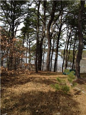 Wellfleet Cape Cod vacation rental - View of Blackfish Creek from back yard