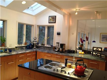 Wellfleet Cape Cod vacation rental - Gourmet Kitchen