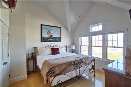 West Yarmouth Cape Cod vacation rental - Spacious Second King Bedroom (has a separate brand new full bath)