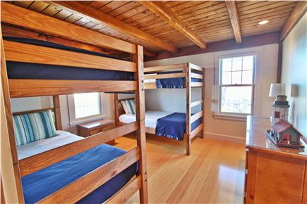 West Yarmouth Cape Cod vacation rental - First Floor Bunk Bedroom