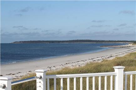 West Yarmouth Cape Cod vacation rental - View from Deck