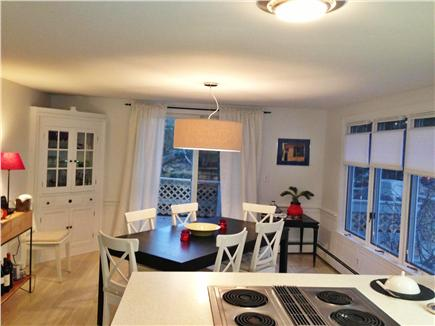 East Orleans Cape Cod vacation rental - Dining Room with Deck acess