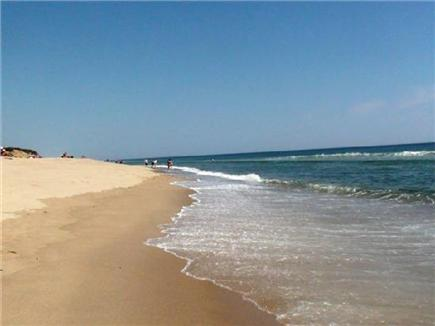 Eastham Cape Cod vacation rental - Beautiful First Encounter Beach is just a mile away