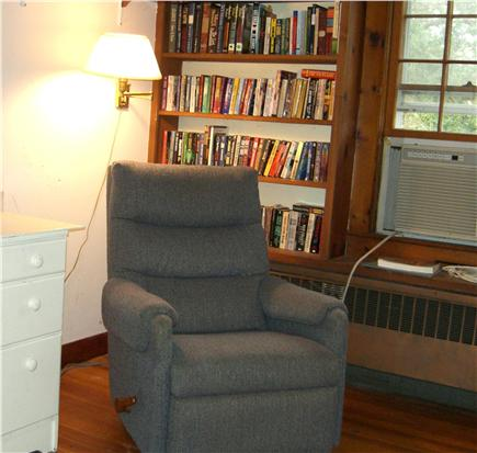 Eastham Cape Cod vacation rental - Reading corner (1st floor)