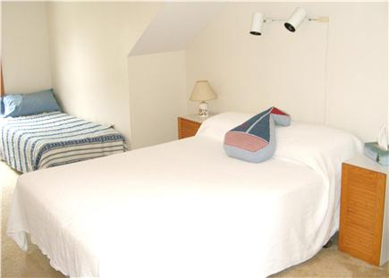 Eastham Cape Cod vacation rental - 2nd floor bedroom (double and single)
