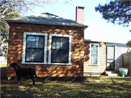 Falmouth Heights Cape Cod vacation rental - Private and quiet back side good for BBQ