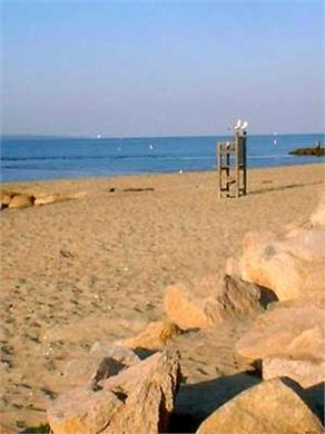 Falmouth Heights Cape Cod vacation rental - Bristol Beach is just across the street